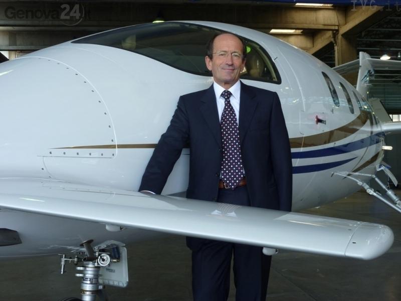 Eligio Trombetta - DG Piaggio Aero