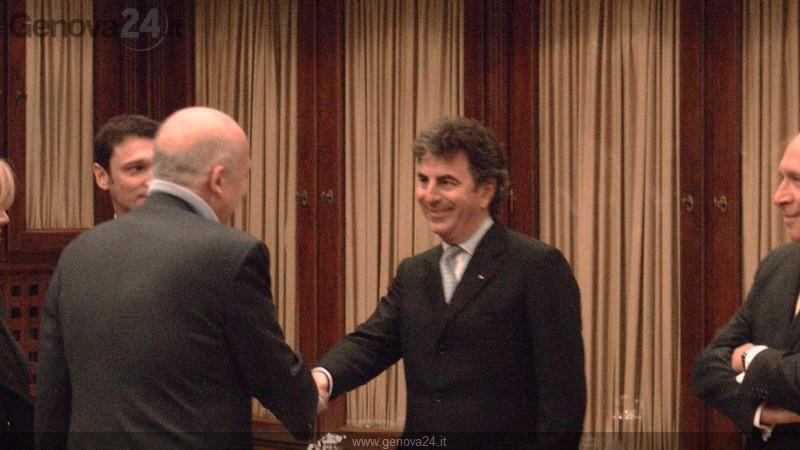 Franco Zuccarino - Ministro Bondi