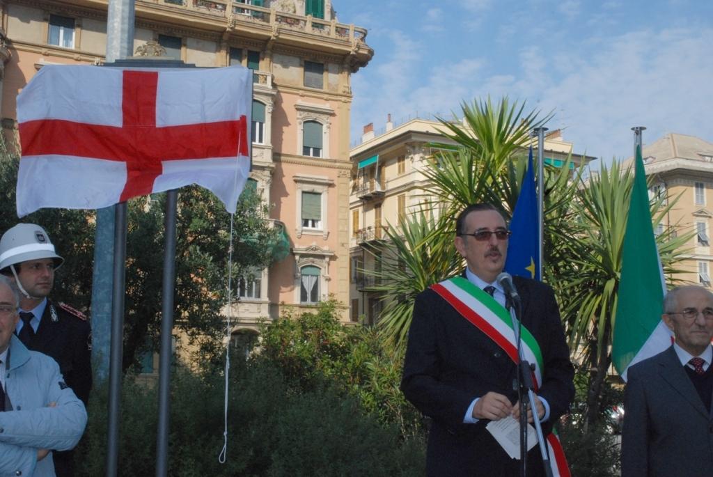 Giorgio Guerello presidente del consiglio Ge