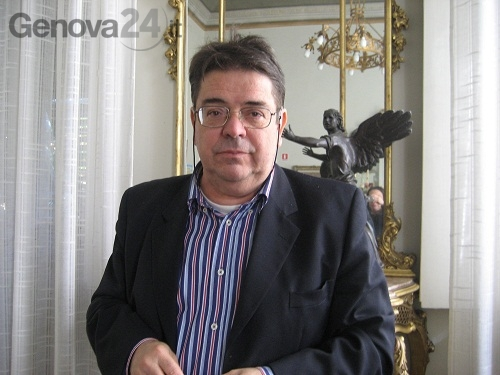Giuliano Vaccarezza, sindaco di Lavagna