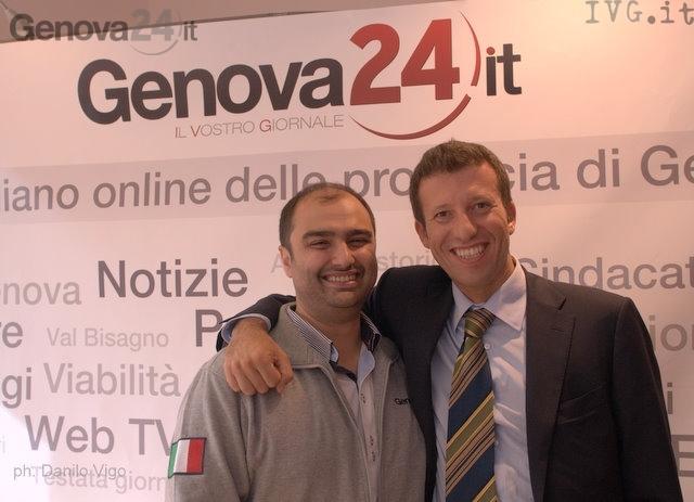 Inaugurazione Genova24 - 08/10/2010