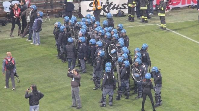 Italia Serbia Stadio Marassi