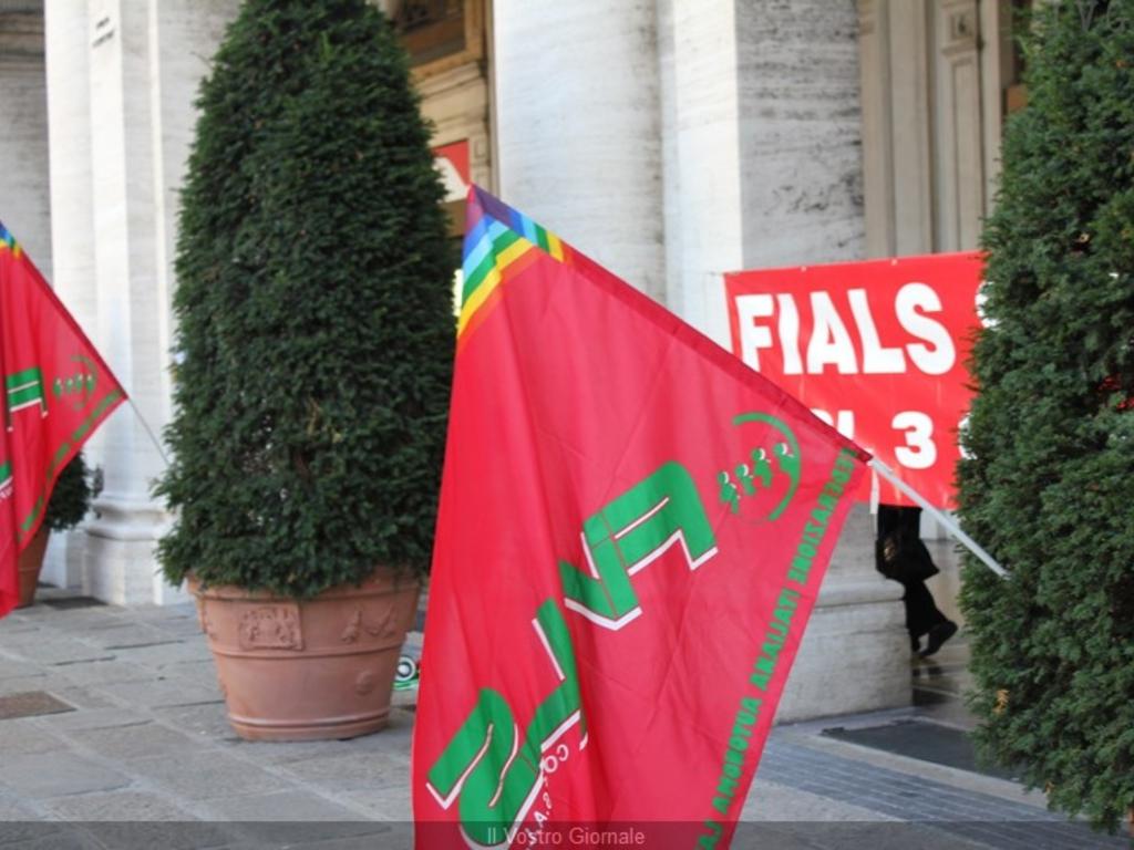 Manifestazione Fials
