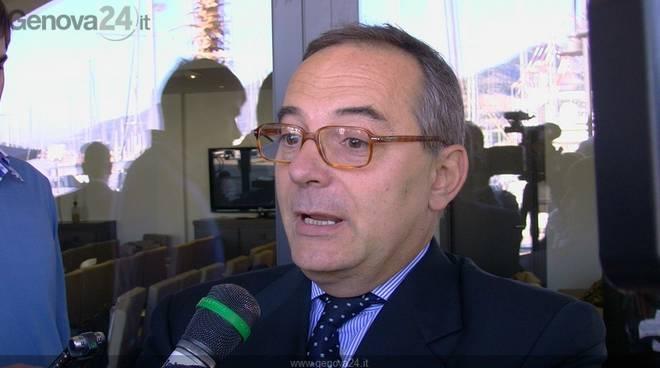 Marco Arato - presidente Aeroporto di Genova