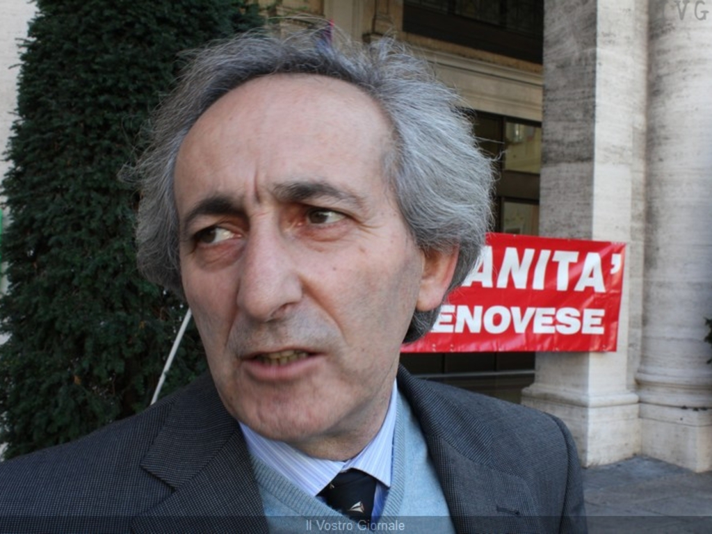 Mario Iannuzzi Segretario Fials Asl 3