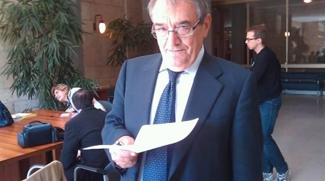 Mario Margini ass. lavori pubblici com. ge
