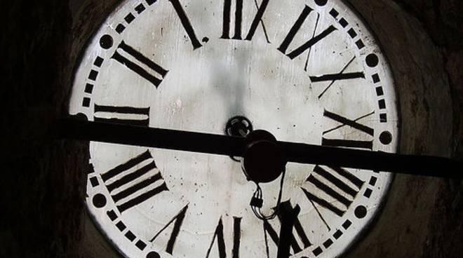 orologio ora legale ora solare