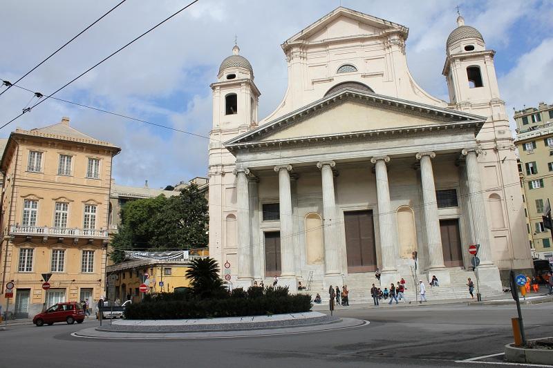 piazza nunziata, centro