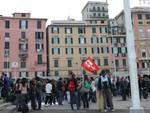 Protesta studenti contro Gelmini