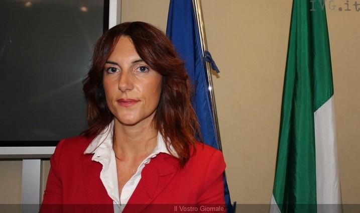 Raffaella Paita - ass. infrastrutture Regione Liguria