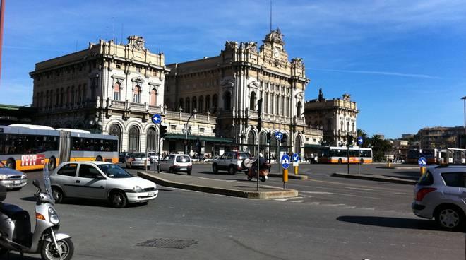 Stazione Genova Brignole