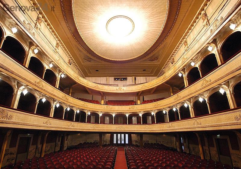 Teatro Cantero Chiavari
