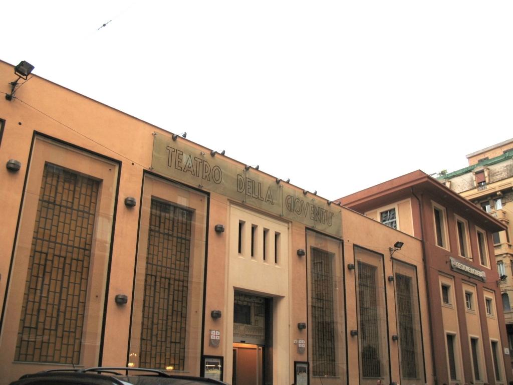 teatro della Gioventù Genova