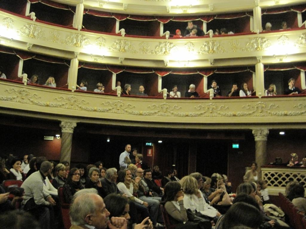 Teatro Modena - Interno