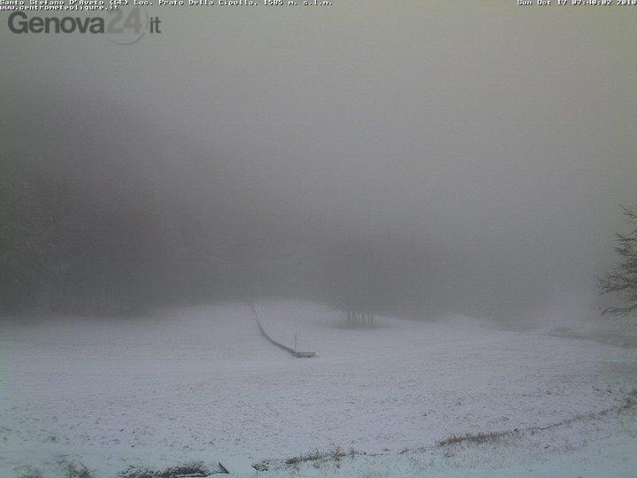 Val D'aveto Neve
