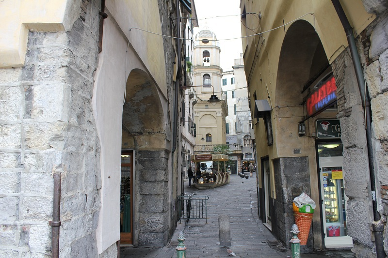 Vicolo, centro storico