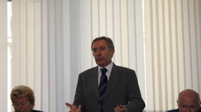 Vittorio Ottonello - Presidente regionale Coni Liguria