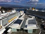 4 navi costa crociere a Savona