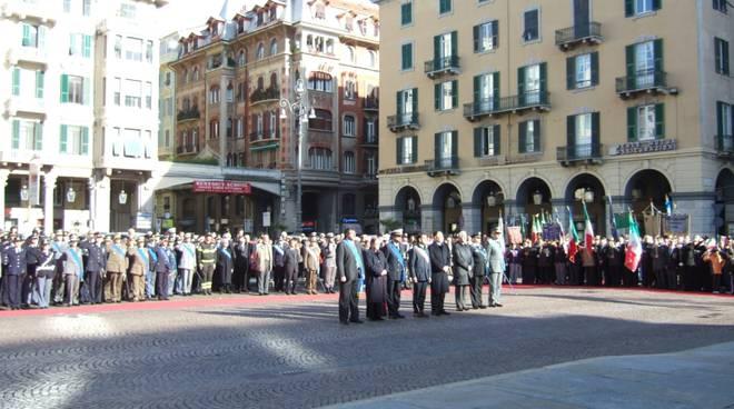 4 novembre, festa Forze Armate