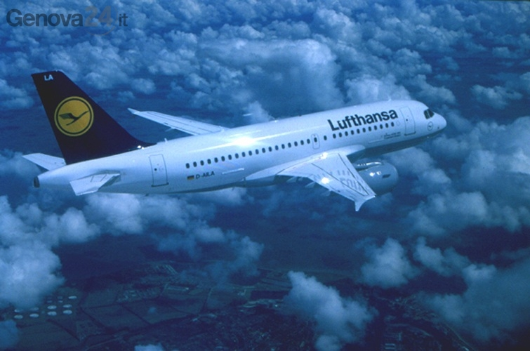 aereo Lufthansa