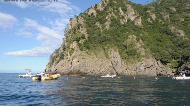 area marina protetta di Portofino