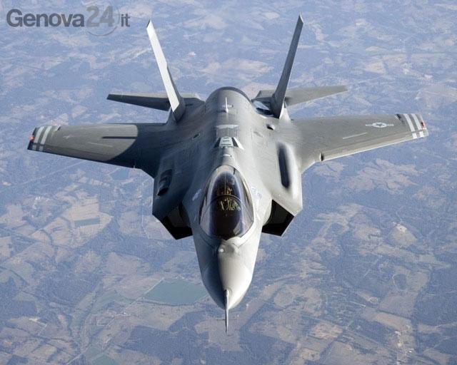 bombardiere F35