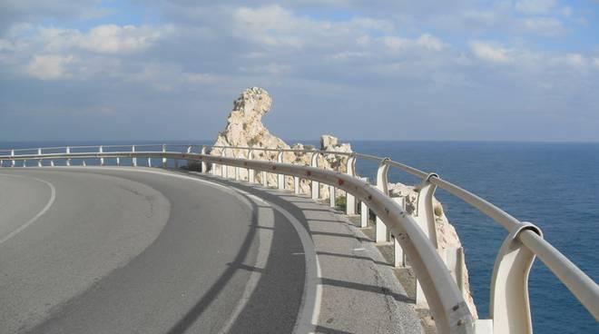 Capo Noli - leone di roccia