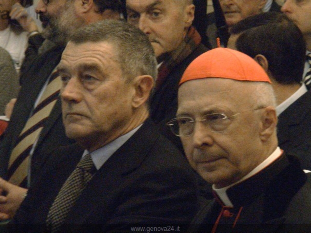 Cardinal Angelo Bagnasco