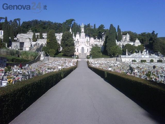 cimitero Chiavari