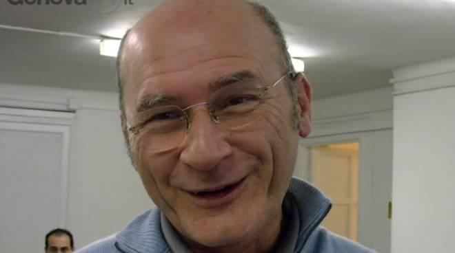 Enrico Amaini, funzionario agricoltura alla Comunità Montana Valli Genovesi