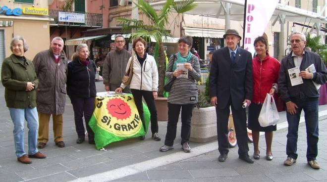 Fibale, Verdi: tavolo anti-nucleare