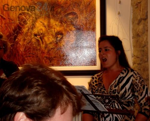 Gloria di Blasi soprano
