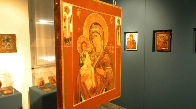 icone Pinacoteca Savona