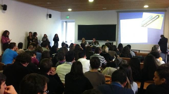 incontro al Campus Savona: dalle pr alle rp