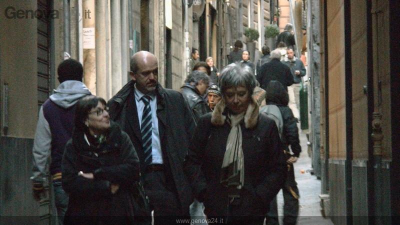Marta Vincenzi - centro storico