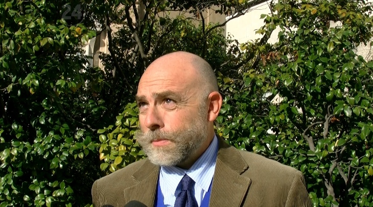Mauro Avvenente - Presidente del municipio Ponente