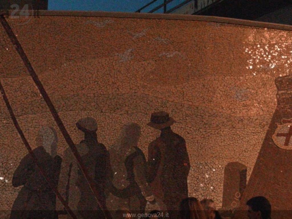 Murale galata