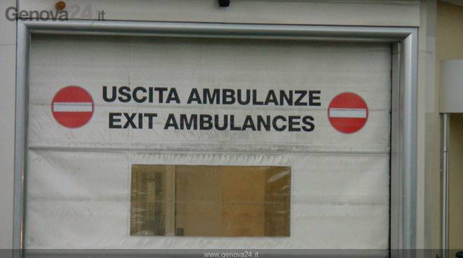 Ospedale ambulanze