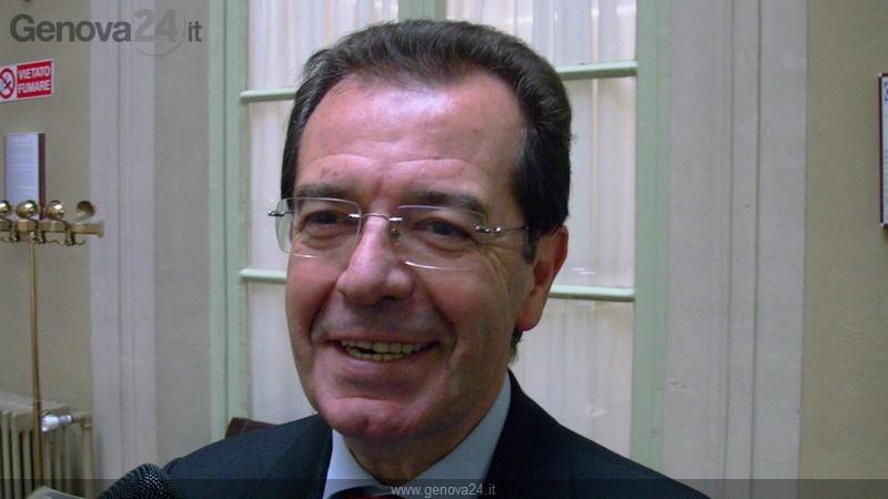 Paolo Lombardi, presidente Fiera di Genova spa