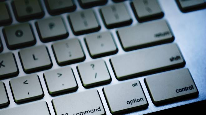 PC tastiera computer