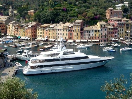 portofino yacht