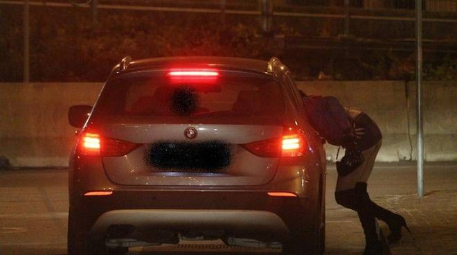 Prostituzione stradale