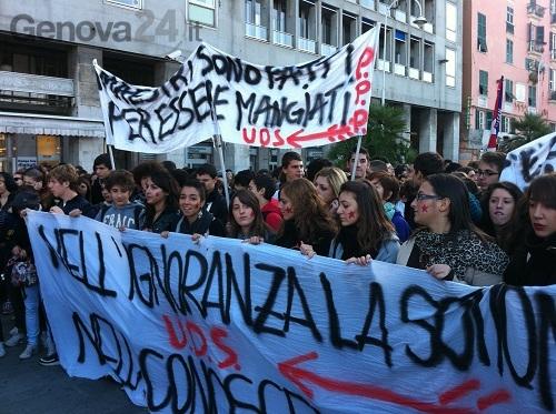 protesta 4 nov. 2010