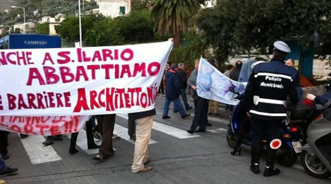 protesta sant'ilario