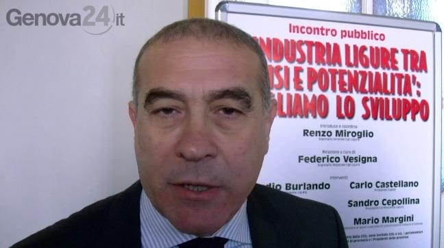 Renzo Miroglio Cgil
