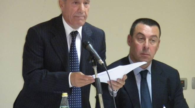 Sappe: Donato Capece e Roberto Martinelli