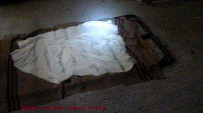 Sequestro stupro portoria - la branda