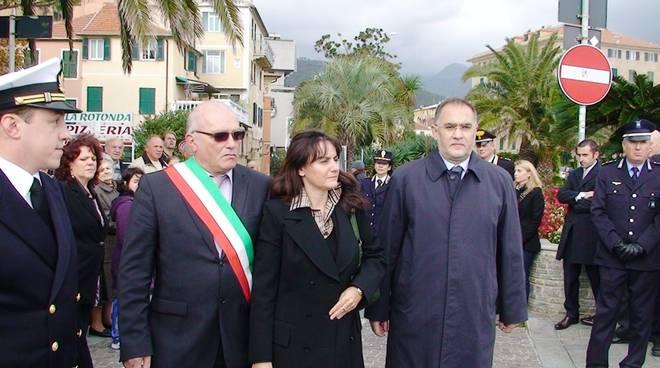 Sonia VIale, Giovanni Delfino, Claudio Sammartino