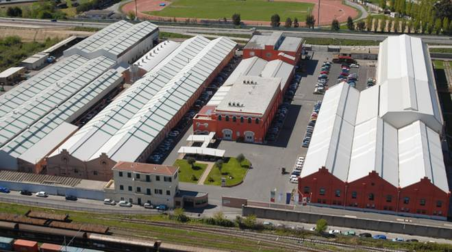 Vado Ligure - stabilimento Bombardier