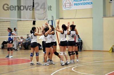 Albaro Volley